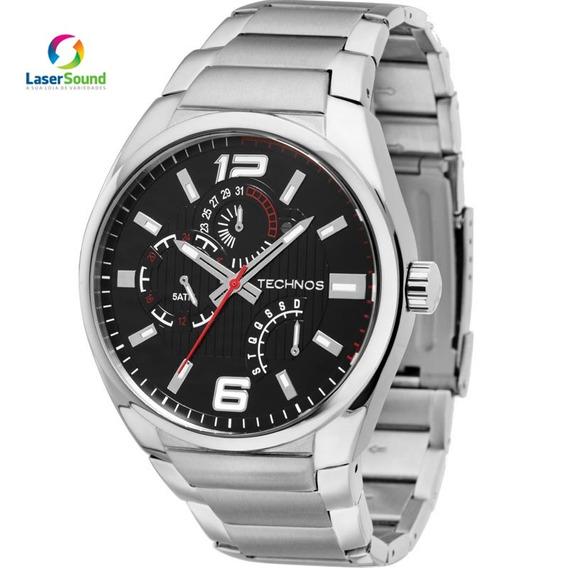 Relógio Technos Masculino Jr00al/1r C/ Garantia E Nf