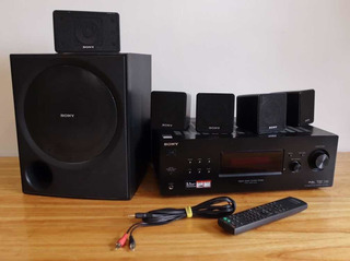 Home Theater Sony 5.1 Str Kg700