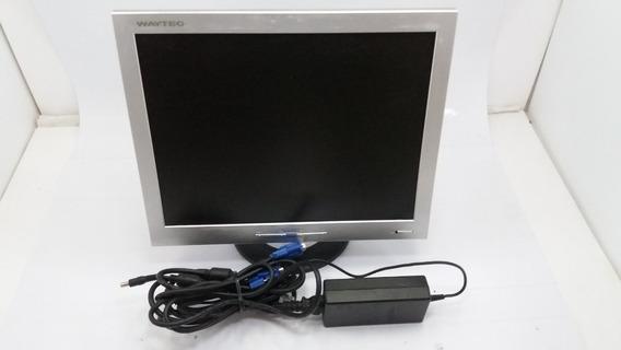 Monitor Lcd Vga 14 Pol Waytec Fw1410s