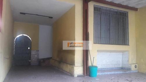 Terreno Residencial À Venda, Centro, São Bernardo Do Campo. - Te0596