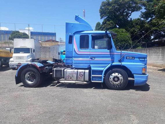 Scania T113h 4x2 360 Excelente Estado,somente Venda!!!!