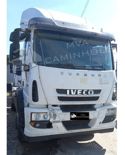 Imagem 1 de 8 de Caminhão Iveco Cursor 330 - 4x2 T Teto Alto