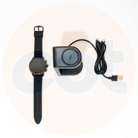Reloj Fossil Gen 3 Con Wear Os, Incluye Base Cargador