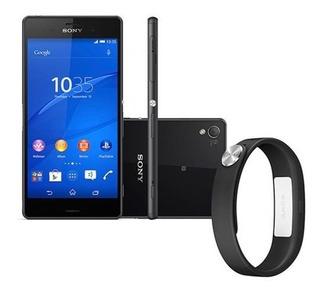 Celular Smartphone Sony Xperia Z3 Dual Chip Vitrine