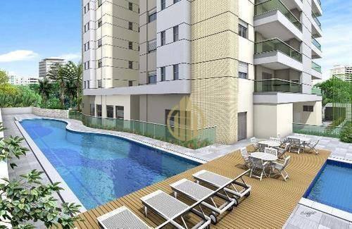 Imagem 1 de 9 de Apartamento Com 3 Dormitórios À Venda, 153 M² Por R$ 756.000,00 - Nova Aliança - Ribeirão Preto/sp - Ap1300