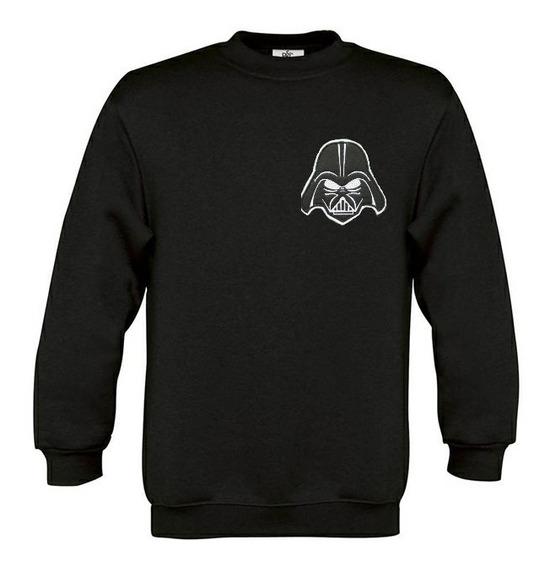 Star Wars Sudadera Hoodie Hombre Swearshirt Bordado