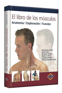El Libro De Los Músculos 1 Tomo Lexus