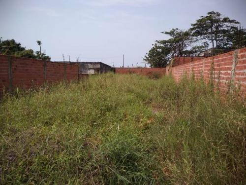 Imagem 1 de 3 de Terreno Com 407 M², Lado Praia Em Rua Calçada Em Itanhaém.