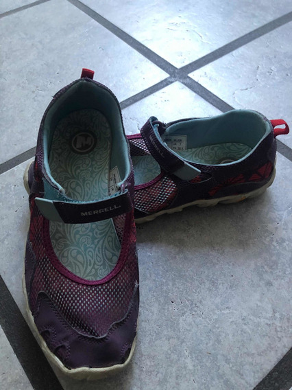 Zapatillas Merrell Mujer 8 Us Impecables