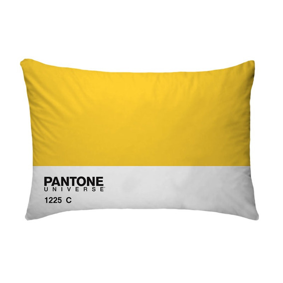 Fronha Pantone Amarelo