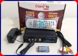 Receptor Claro Tv Pre Pago
