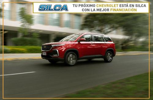 Chevrolet Captiva Premier Entrega Inmediata 2021 Rojo 0km