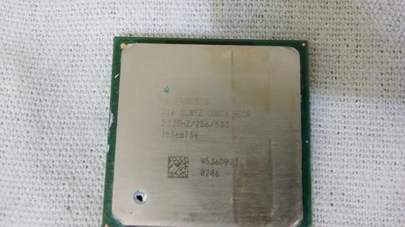 Processador Celeron D 2.13ghz/256/533 Socket 478
