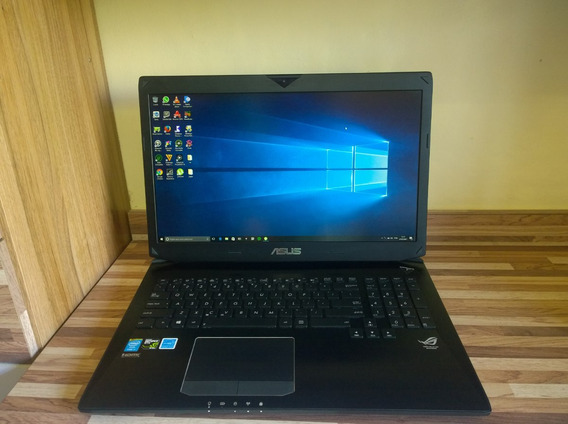 Notebook Gamer Asus Rog G750js 16gb Gtx 870m 3gb