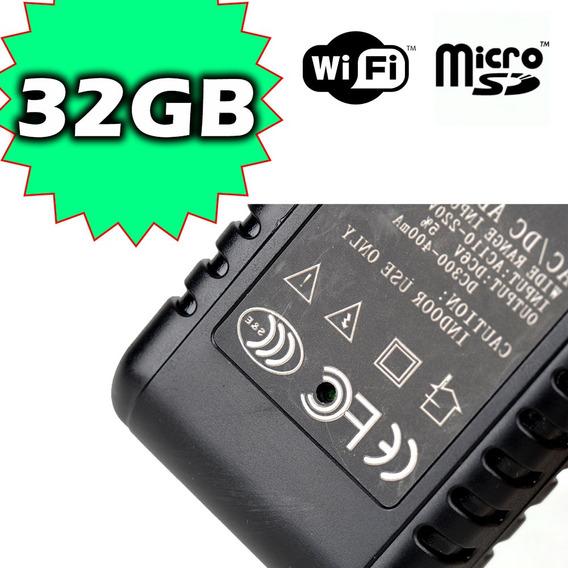 Camera Filmadora Pequena Vigilancia Wifi Cameras 32gb
