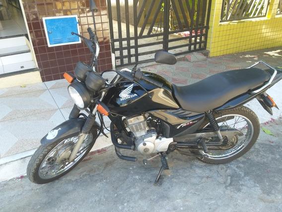 Honda Honda Cg Fan 125 Es