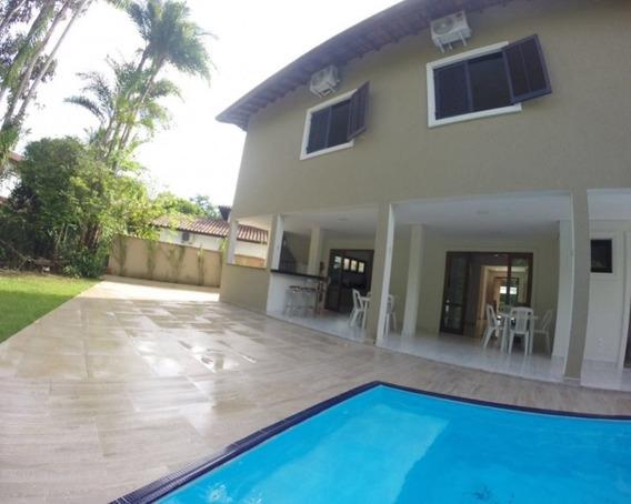Casa Em Albatróz, Bertioga/sp De 252m² 6 Quartos À Venda Por R$ 1.500.000,00 - Ca336063