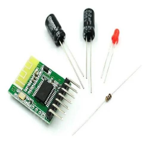 Imagem 1 de 4 de Receptor De Áudio Bluetooth Estéreo 4.0