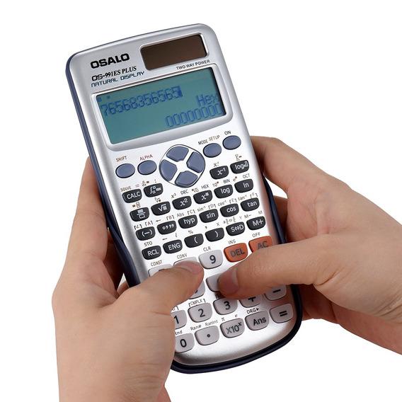Osalo Os-991es Plus Engenharia Calculadora Cientfica Dupla