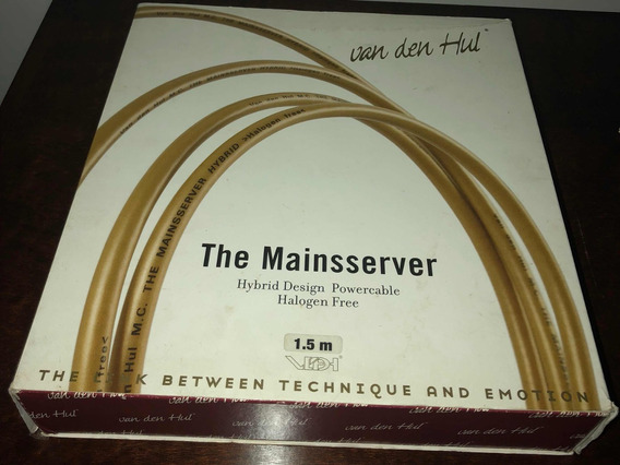 Cabo Van Den Hul The Mainssever 1,5m