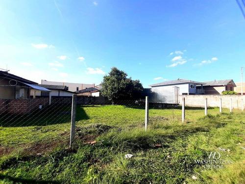 Imagem 1 de 9 de Terreno À Venda, 481 M² Por R$ 530.000,00 - Borda Do Campo - São José Dos Pinhais/pr - Te0225