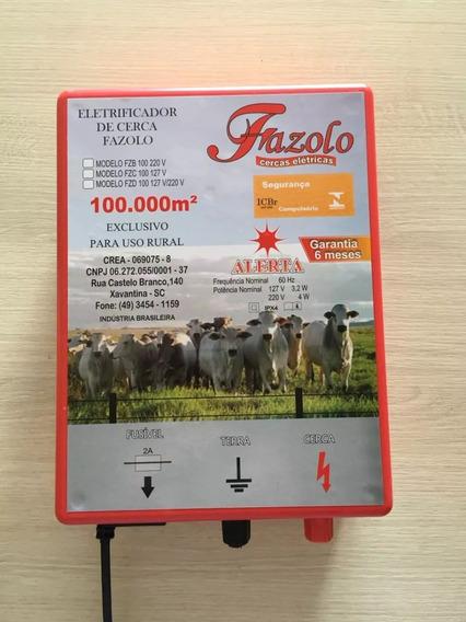 Eletrificador Rural P/ Cerca Eletrica 100km
