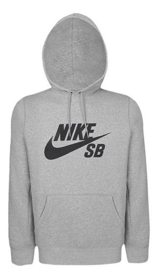 Moletom Nike Sb Icon Hoodie Po Masculino Aj9733-063