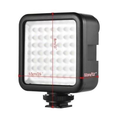 Iluminador Para Cameras Dslr 49 Leds Canon Nikon Sony Osmo