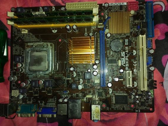 Kit Core 2 Quad Q9550 4gb P5kpl-am Se
