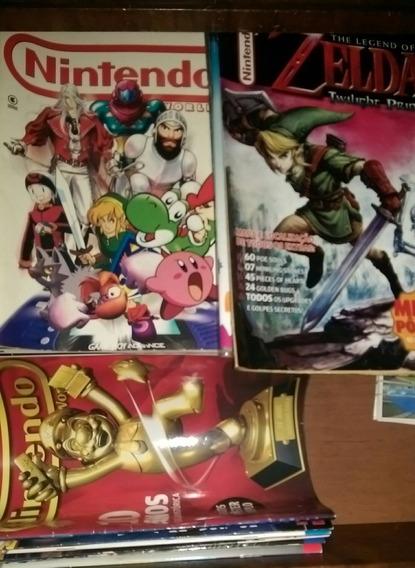 Revista Nintendo World (várias Edições)