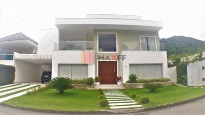 Casa Com 4 Dormitórios À Venda, 624 M² Por R$ 4.000.000 - Itanhangá - Rio De Janeiro/rj - Ca0122