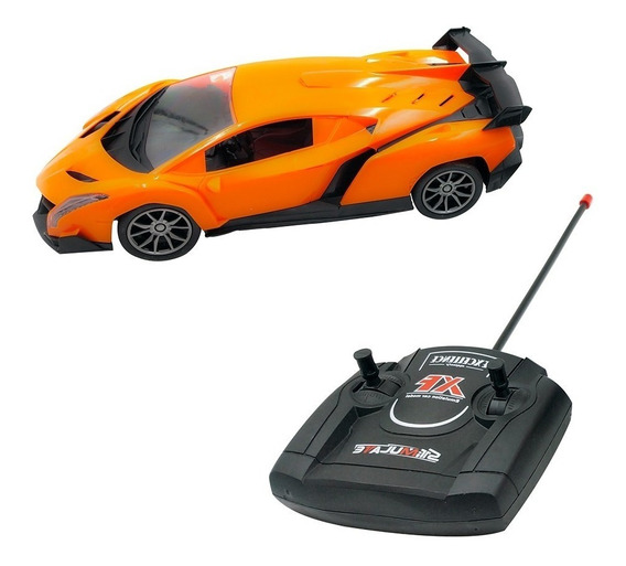 Carro Com Controle Remoto Camaro Ferrari Anatel Inmetro Rc