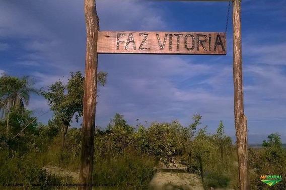 Fazenda Para Venda Em Tiros, Área Rural, 3 Dormitórios, 1 Banheiro - Lf346