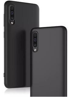 Capa Capinha Ultra Fina Luxo Fosca Samsung Galaxy A50 A505