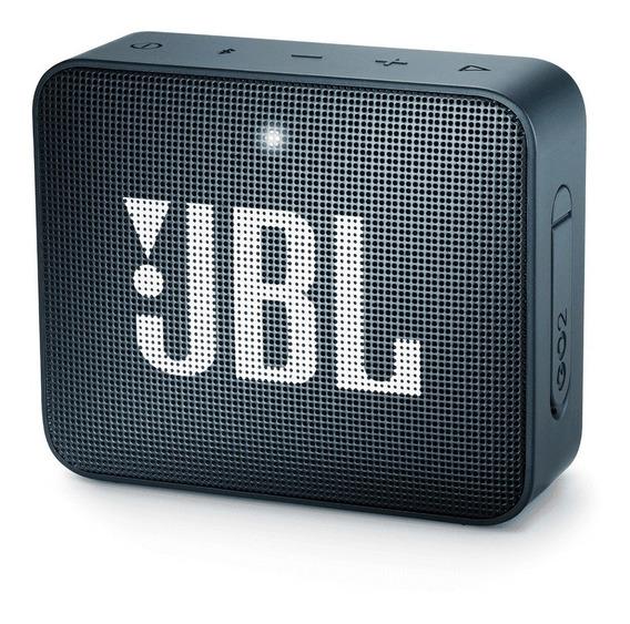 Jbl Go 2 100% Original Navy 12xs/juros