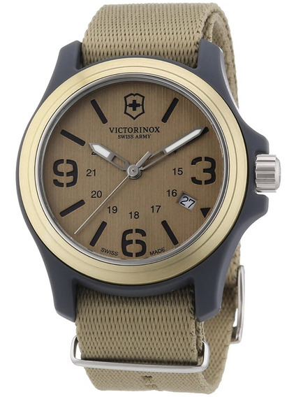Relógio Victorinox Swiss Army Novo Sem Uso