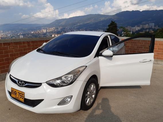 Hyundai I35 Elantra Gls 2012 1.8 Mt