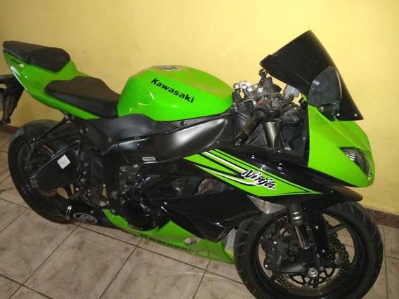 Kawasaki Zx-6r 2012