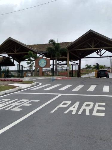 Imagem 1 de 16 de Terreno Residencial À Venda, Condomínio Residencial Mantiqueira, São José Dos Campos. - Te0218
