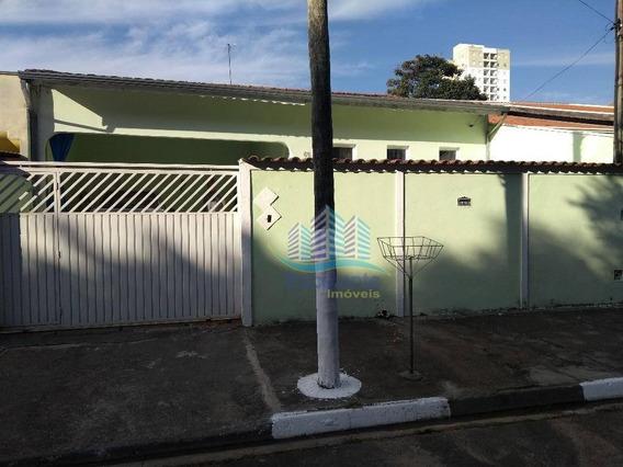 Casa Residencial À Venda, Jardim Nossa Senhora De Lourdes, Hortolândia. - Ca0194
