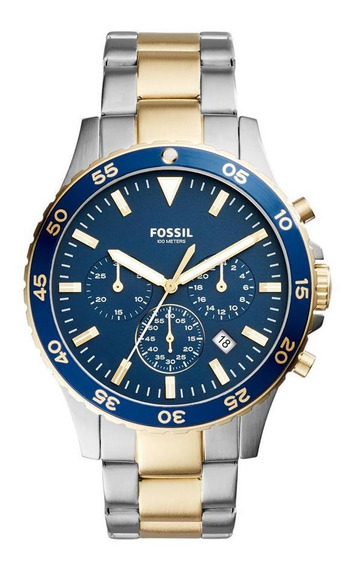 Relógio Fossil Masculino Crewmaster - Ch3076/5an