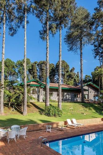 Imagem 1 de 30 de Casa Com 6 Dormitórios À Venda, 1198 M² Por R$ 12.000.000,00 - V Loli - Campos Do Jordão/sp - Ca0516