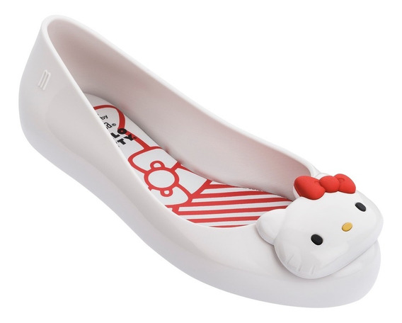 Zapato Melissa Mel Space Love + Hello Kitty I