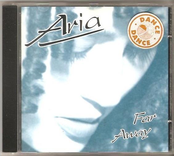 Cd Aria - Far Away (1995)-c/ Cafe Del Mar - Dance Gotic Soul