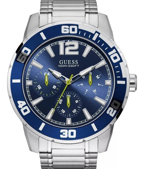 Relógio Guess Masculino Multifunção - 92752g0gsna1
