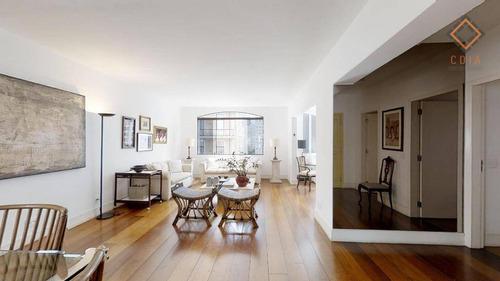 Apartamento Com 2 Dormitórios À Venda, 163 M² Por R$ 1.680.000,00 - Itaim Bibi - São Paulo/sp - Ap38857