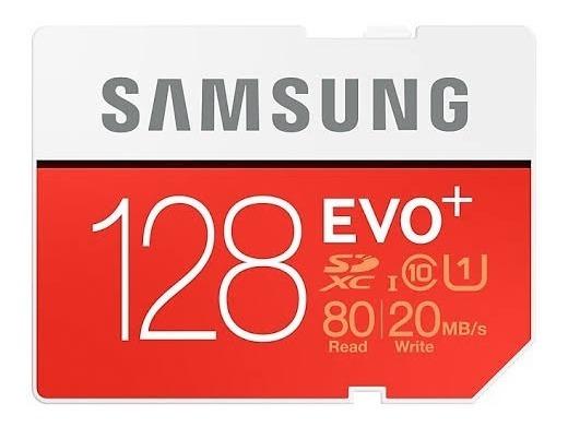 Cartao Samsung Micro Sdxc 100mb/s 128gb 4k