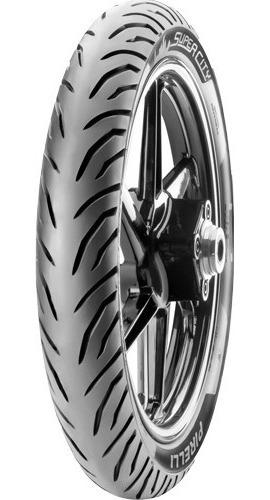 Pneu Traseiro Pirelli Supercity 100/90-18 Sem Camara