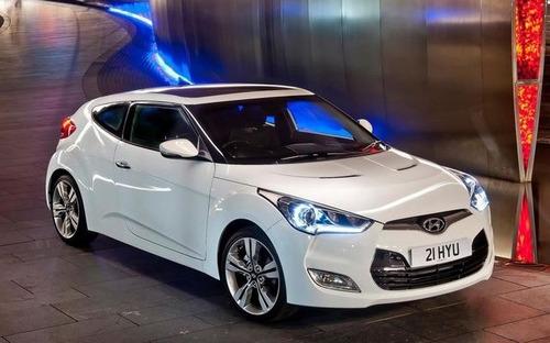 Floripa Imports Sucata Hyundai Veloster 2012