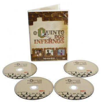 O Quinto Dos Infernos (4 Dvd